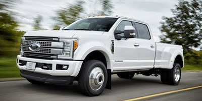 New Ford F-350