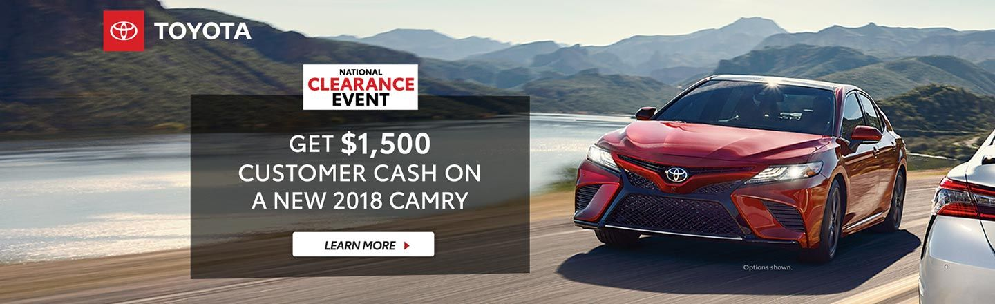 Dealership serving gulfport biloxi ms drivers allen toyota gst optional campaign camry august 2018 solutioingenieria Image collections