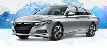 2018 Honda Accord EX Sedan CVT