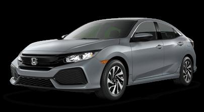 2020 Civic Hatchback LX