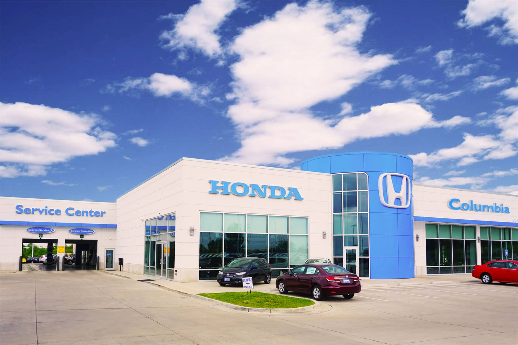 Columbia Honda: New U0026 Used Car Dealer Serving Jefferson City, MO