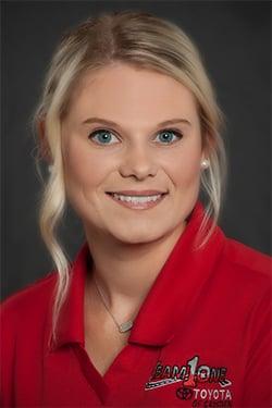 Brittney Arnold Bio Image