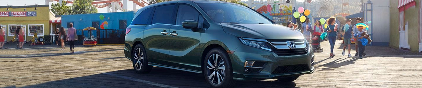 Secure a 2019 Honda Odyssey With Help From Our Dealer in Hillside, NJ