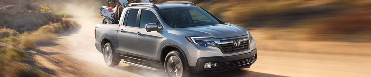 Command Hillside, New Jersey With a 2019 Honda Ridgeline