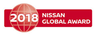 2018 nissan global award