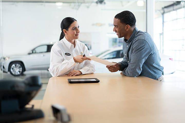 Chevrolet Owner Benefits