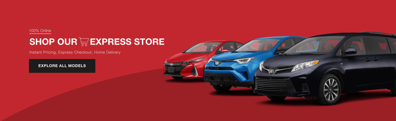 Toyota New Car Dealership In Manchester, TN | John Roberts Toyota