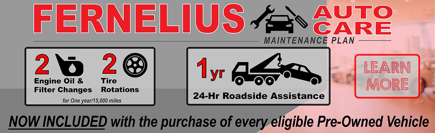 All New Fernelius Auto Care