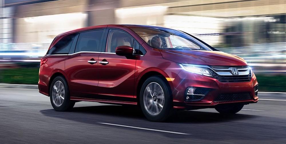2019 Honda Odyssey available in Hemet