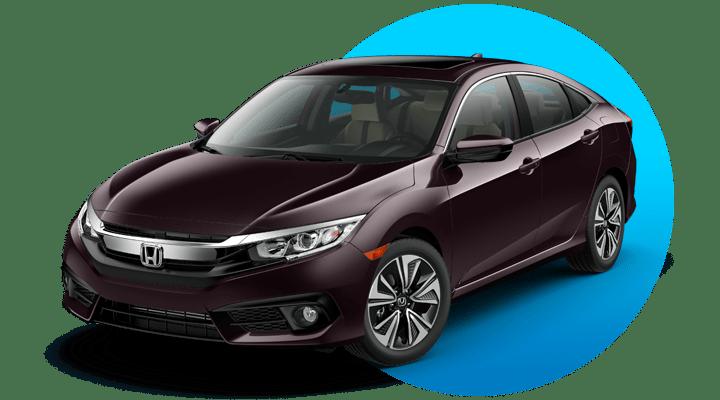 Honda Civic Black Image