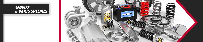Benton Nissan Autogroup Service and Parts Specials