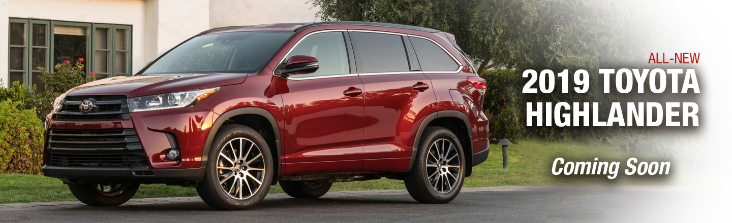Miracle Toyota | 2019 Highlander