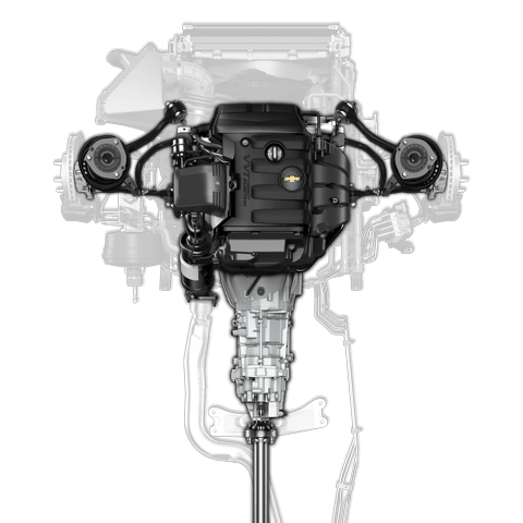 chevrolet powertrain engine image