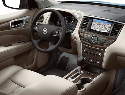 2018 Nissan Pathfinder Suvs For Sale Premier Nissan Of Metairie