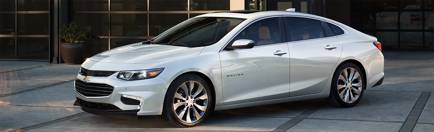 The 2018 Chevy Malibu Is Loaded With The Features You're Craving