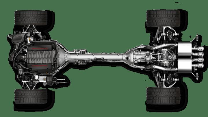 Chevy powertain CGI image