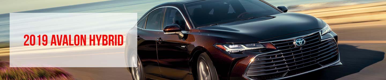 Alan Jay Toyota 2019 Avalon Hybrid