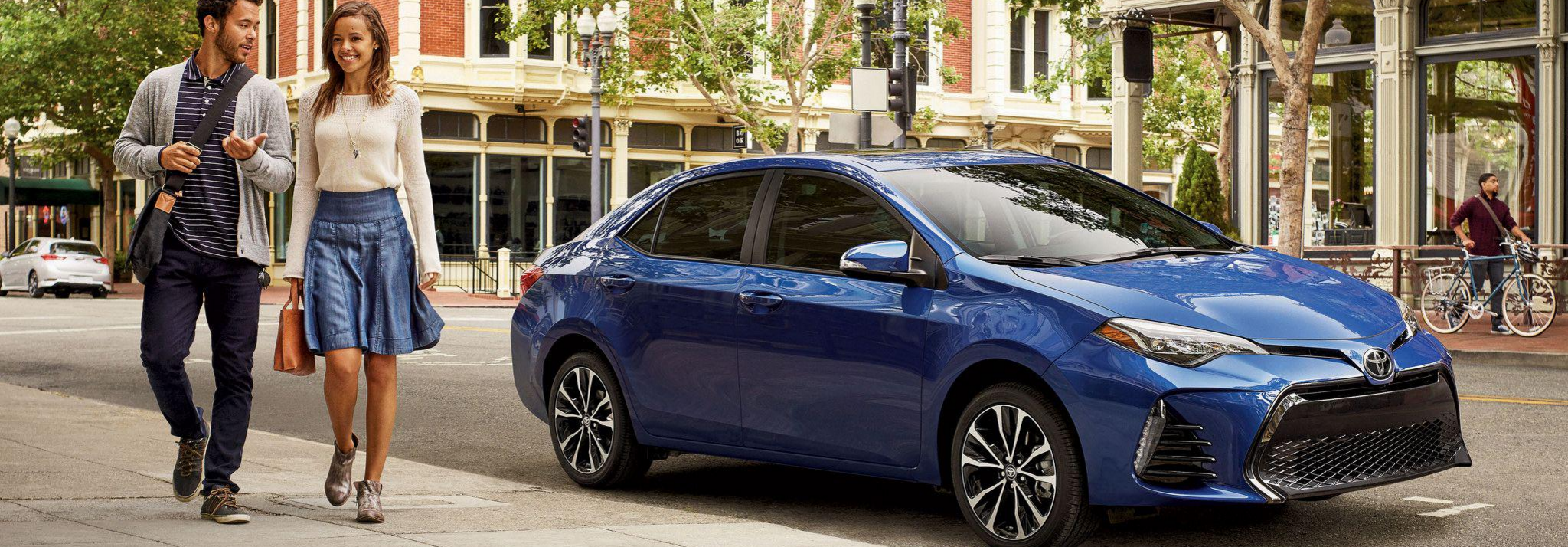 Get the new 2019 Toyota Corolla now at Capital Toyota in Chattanooga, Tennessee