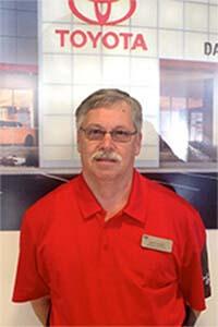 Dean McAbee Bio Image