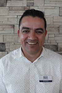 Ricardo Garcia Bio Image