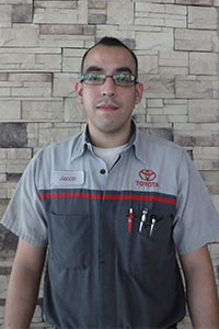 Jacob Paredes Bio Image
