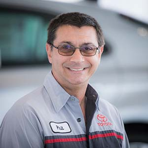 Phil Cain Bio Image
