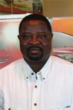 Chuks Agusiegbe, Sr. Bio Image