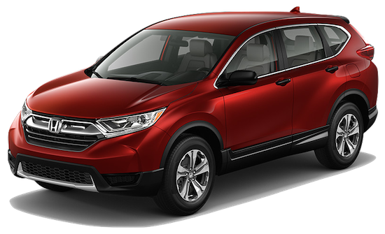 2020 CR-V Continuously Variable Transmission 2WD LX
