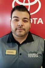 Daniel Hernandez Bio Image