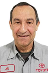 Ali  Pourmoeza Bio Image