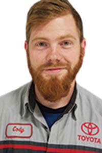 Cody  Reece  Bio Image