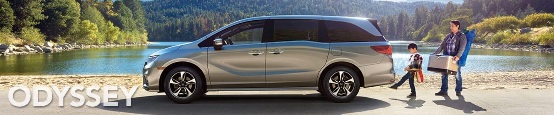 2019 Honda Odyssey in Southwest Florida