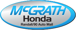 McGrath Honda Logo