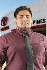 Brandon Mercado