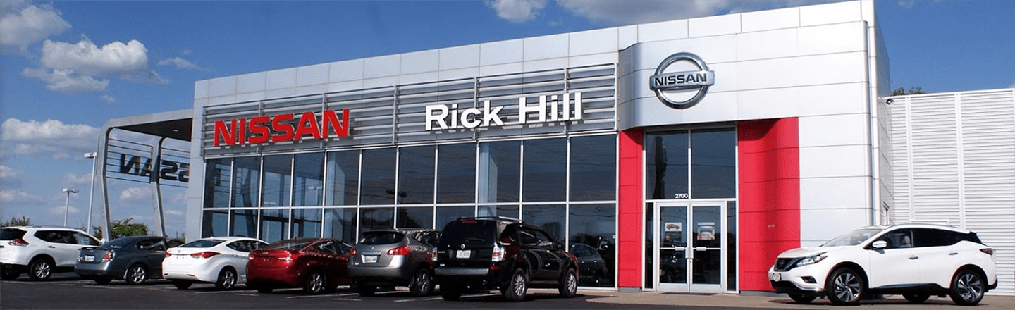 Rick Hill Nissan >> Local Auto Dealer In Dyersburg Tennessee Rick Hill Nissan