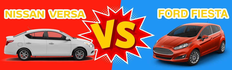 2018 Nissan Versa Sedan vs. 2018 Ford Fiesta Sedan