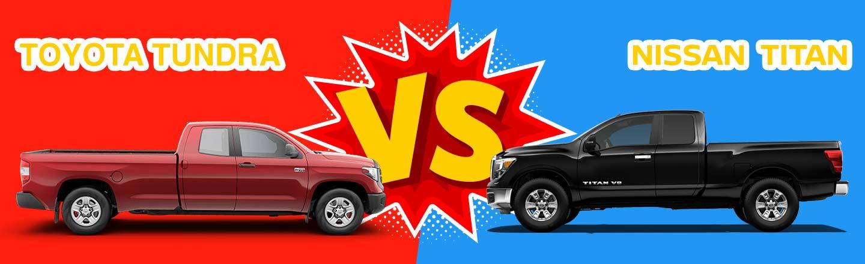 2018 Nissan Titan vs. 2018 Toyota Tundra
