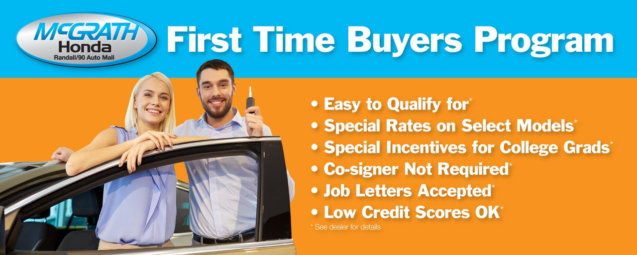 First Time Buyer Program