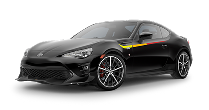 2019 Toyota 86 TRD car for sale at Ventura Toyota dealership near Simi Valley