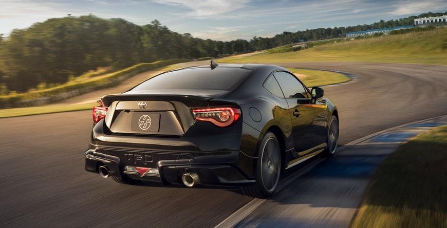 2019 Toyota 86 TRD performance exhaust