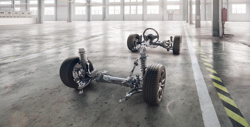 2019 Toyota 86 sport-tuned suspension