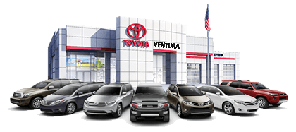 Toyota cars for sale at Ventura Toyota near Oxnard, Camarillo, Thousand Oaks