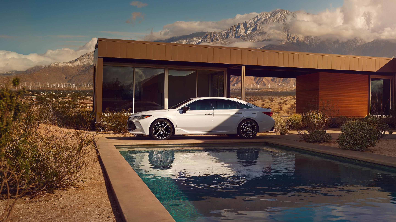 2019 Toyota Avalon Touring exterior design