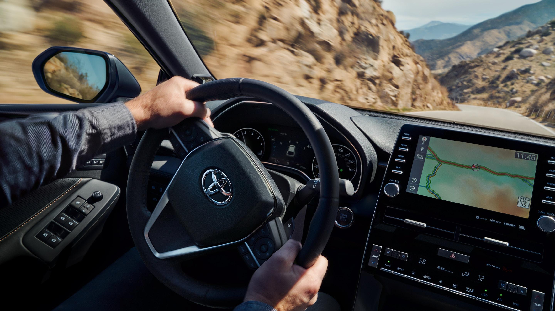 2019 Toyota Avalon Sport-Exclusive Sound
