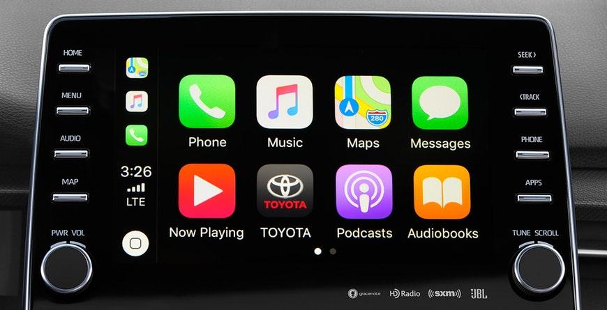 2019 Toyota Avalon Apple Carplay