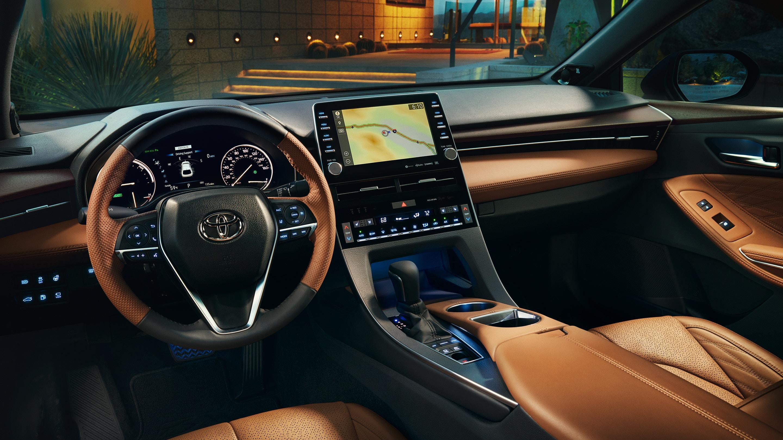 2019 Toyota Avalon Hybrid Interior