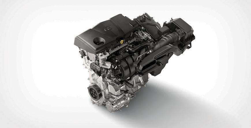 2019 Toyota Avalon Hybrid Drivetrain