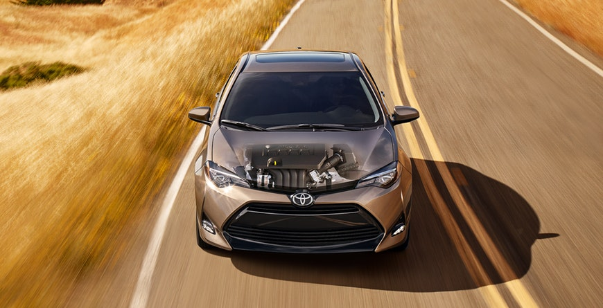 2019 Toyota Corolla Valvematic Technology