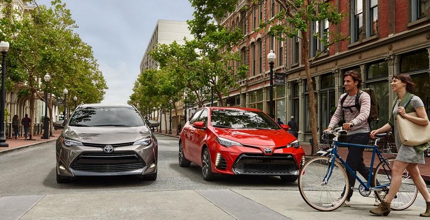 2019 Toyota Corolla Sporty Front Fascia