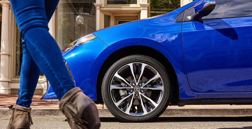 2019 Toyota Corolla Allow Wheels